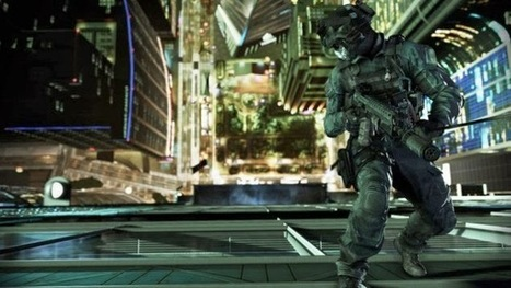 Call Of Duty: Ghosts Is The Amazon's Best-Selling Video Game During Holiday Season 2013 | Info-Pc | Games | Scoop.it