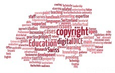 DICE - Digital Copyrights for E-learning | Technology Enhanced Learning & ePortfolio | Scoop.it