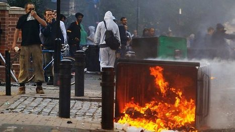 British PM David Cameron vows to end London riots | Media | Scoop.it