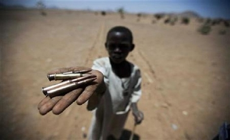 Deadly raid resulted to Darfur's deserted village, UNAMID says   Engaging with Africa   Scoop.it