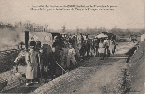 Landes: à la découverte de l'ancien camp de prisonniers allemands de Gaujacq | Nos Racines | Scoop.it