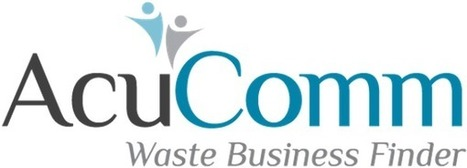 European Waste Management Fact File 2013 - AcuComm - Waste Business Finder | WASTE or BIOMASS TO ENERGY | Scoop.it