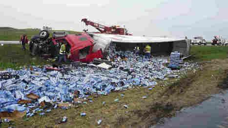 Government Funding Bill Rolls Back Trucker Rest Requirements - NPR   www.SmartDispatching.com   Scoop.it