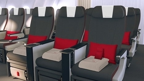 Iberia to introduce premium economy in 37 long-haul aircraft | Airports, Airlines & Aircraft | Scoop.it
