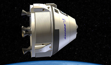 NASA Announces Additional Commercial Crew Development Milestones | SpaceRef | The NewSpace Daily | Scoop.it