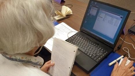 Les réseaux sociaux améliorent la vie des seniors - Tribune de Genève | Seniors | Scoop.it