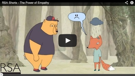 The Power Of Empathy, Animated | Voices in the Feminine - Digital Delights | Scoop.it