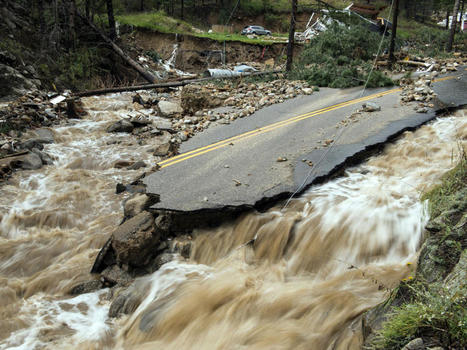 Rescuers to flooded residents: Stay behind at your own peril - CBS News | CLOVER ENTERPRISES ''THE ENTERTAINMENT OF CHOICE'' | Scoop.it
