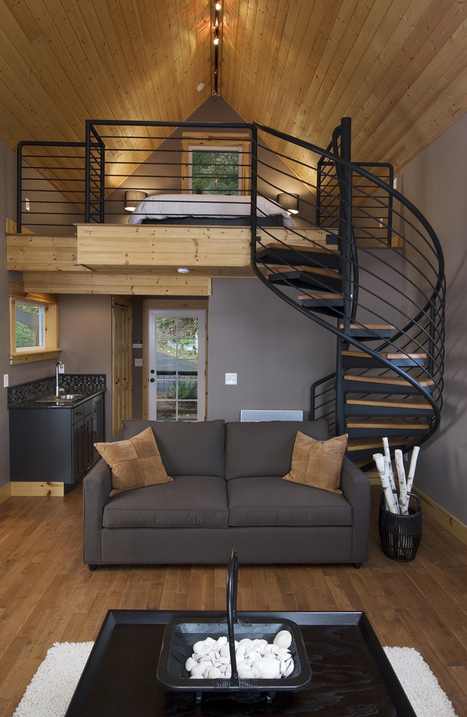 Loft Bed Staircases And Designs With Various Functionalities   Designing Interiors   Scoop.it