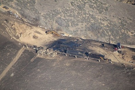 Californian Gas Leak Confirmed As The Largest In U.S. History | Economie Responsable et Consommation Collaborative | Scoop.it