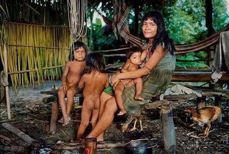 À la rencontre d'un peuple d'Amazonie à la langue unique | Archivance - Miscellanées | Scoop.it