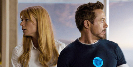 How Iron Man 3 Flipped the Script on Female Characters | Underwire | WIRED | Herstory | Scoop.it