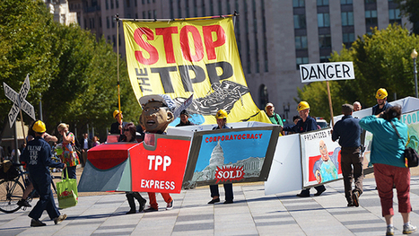 'Toothless!' WikiLeaks reveals secret draft of TPP environment chapter | Gp Issues: Environment | Scoop.it