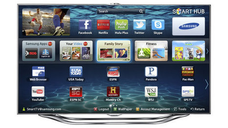 Smart TVs : Good Features Demand Good Design | Video Breakthroughs | Scoop.it