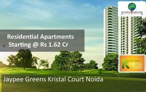 Jaypee Kristal Court – The Greek Luxury | Jaypee Greens | Kristal Court Noida | Sector - 128, Noida | Scoop.it
