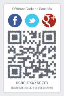 Scan : Le générateur QR code 4 en 1 | E-apprentissage | Scoop.it