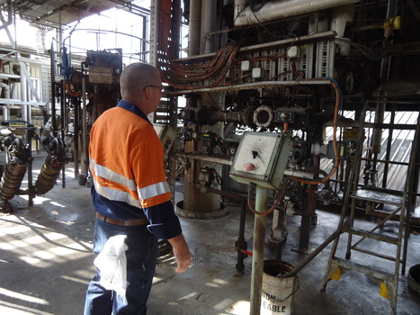 Eddie - Refinery Operator | Health, Safety, Environment and Training in Manufacturing (OHS Quest 2) | Scoop.it
