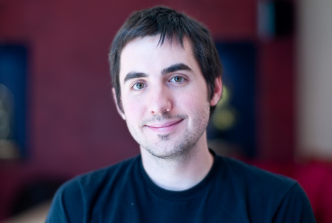 Digg founder Kevin Rose's presents his new idea of a blogging platform,Tinyblog, that would show a video of the blogger's background | Content Curation Tools | Scoop.it