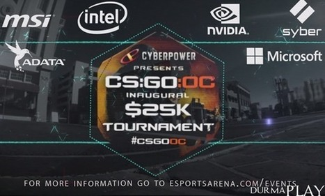 CS GO E-Spor Arenas | Durmaplay Oyun Alışveriş Sitesi | Scoop.it