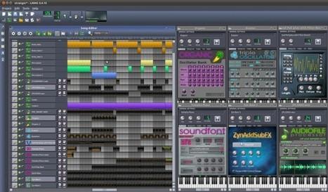 I migliori software per creare musica su sistemi operativi Linux | risorse per musicisti | Scoop.it