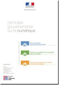 Le nouveau plan numérique du gouvernement : valeurs, par Olivier Ezratty | Geeks | Scoop.it
