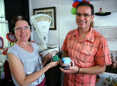 Ils ont inventé le «bonbon revélois» au peppermint | Aux sources du Canal du Midi | Scoop.it
