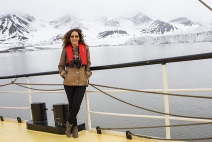 Lyric Feature Preview: An artist in the Arctic Circle   The Arctic Circle   Scoop.it
