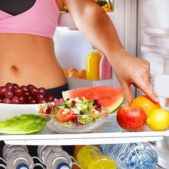It's Clean Your Fridge Day! Here's How to Do It Right - Health.com | Food Storage | Scoop.it
