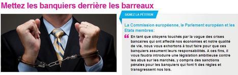 Une pétition pour mettre les «Banksters du Libor» derrière les barreaux   Bankster   Scoop.it