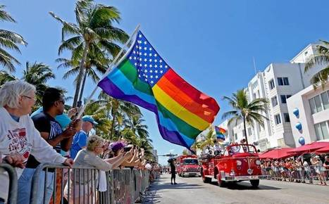 National group scores Miami Beach highest in Florida for LGBT inclusiveness | LGBT Destinations | Scoop.it