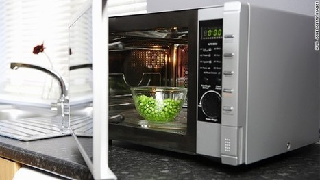 Does microwaving food remove its nutritional value? - CNN | GMOs & FOOD, WATER & SOIL MATTERS | Scoop.it