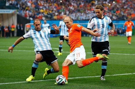 Belanda Diklaim Punya Taktik Hancurkan Argentina - Bola | Piala Dunia 2014 - Belanda | Scoop.it