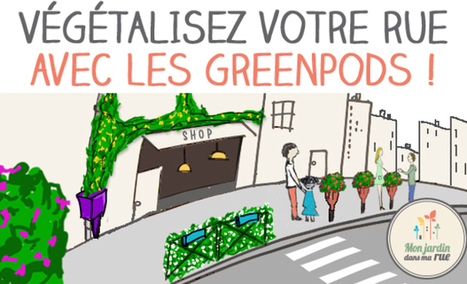 Le GreenPod | biodiversité en milieu urbain | Scoop.it