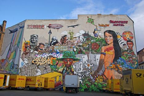Berlin-Kreuzberg | World of Street & Outdoor Arts | Scoop.it