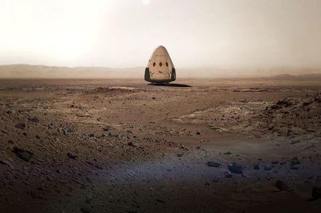 SpaceX plans to send a spacecraft to Mars as early as 2018 | The NewSpace Daily | Scoop.it