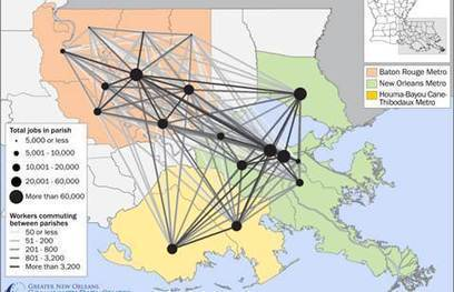 Beyond the Transit System: Mapping Regions by Access to Jobs and Essential Services   Design Without Borders   Scoop.it
