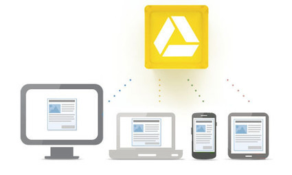 Safely Compute in the Cloud Using Google Drive and Your Chromebook   Using Google Drive in the classroom   Scoop.it