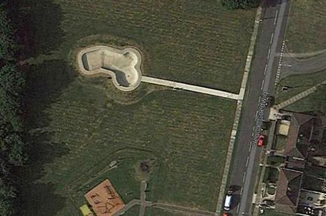 Penis Shaped Skate Park Raises Eyebrows in Wales | Daily Crew | Scoop.it