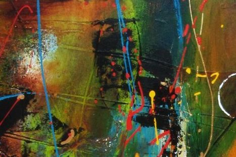 Exposition duo: Tellerment Art - Journal Le Courrier | own lyric abstraction | Scoop.it