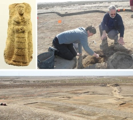 UK and Iraqi archaeologists work to preserve the past | Archaeology News | Scoop.it
