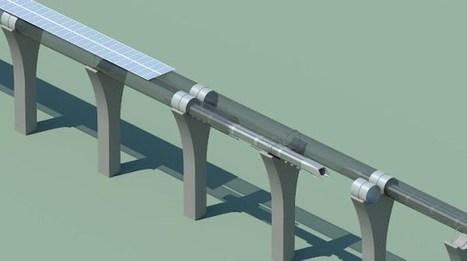 Hyperloop, le nouveau mirage technologique | ecology and economic | Scoop.it