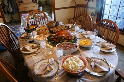 What Your Thanksgiving Dinner Says About You | It's Show Prep for Radio | Scoop.it
