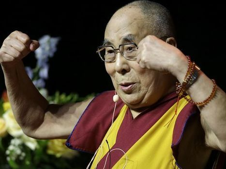 Dalai Lama's visit focuses on compassion, harmony | Empathy and Compassion | Scoop.it