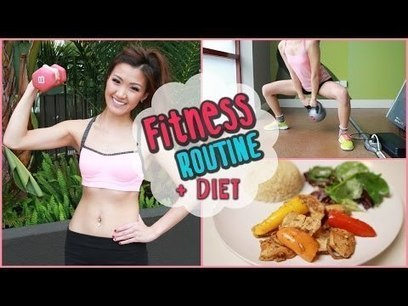 My Fitness Routine + Healthy Food Ideas!   Latest Fitness Trends   Scoop.it
