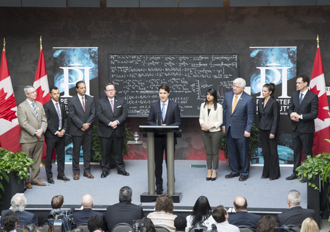 Justin Trudeau Explains Quantum Computing, And the Crowd Goes Wild   enjoy yourself   Scoop.it