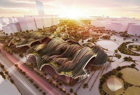 Taichung City Cultural Center Competition Entry | BAT (Bilbao Architecture Team) | Taiwan | Architecture, Design, Art, Technology | Scoop.it