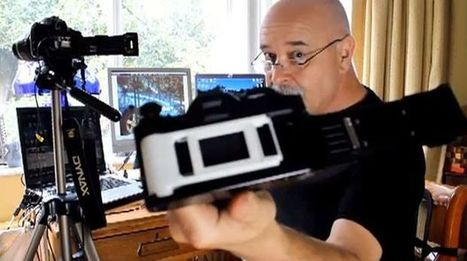 The DigiPod Turns Old Fim Cameras Into Digital Cameras - Cult of Mac | African American Screenwriters | Scoop.it