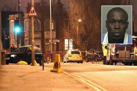 Black Man charged with fatal smash that killed schoolgirl, 13   The Indigenous Uprising of the British Isles   Scoop.it