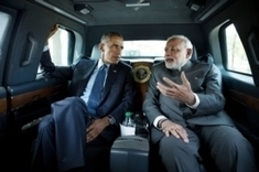 India and U.S. Commit to Global Fight against Climate Change | Global Climate Change | Scoop.it