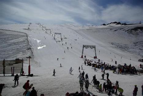 Les Deux Alpes   Les Deux-Alpes misent sur le ski d'été   montagne   Scoop.it